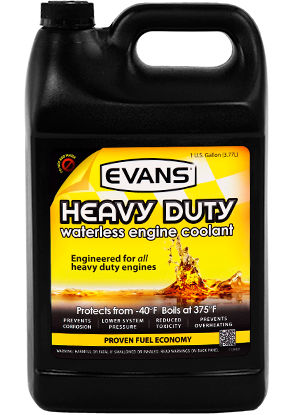 Heavy Duty/Industrial Coolant