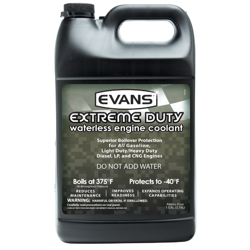 Evans Extreme Duty Waterless Coolant