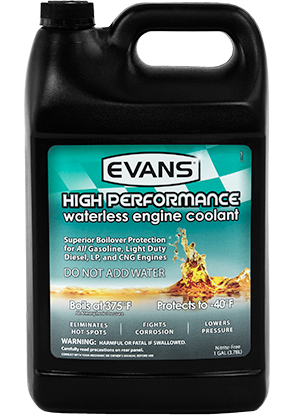 Evans High Performance Waterless Coolant -